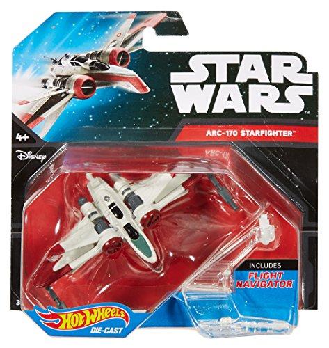 Hot Wheels Star Wars Arc 170 Starfighter Vehicle Buy