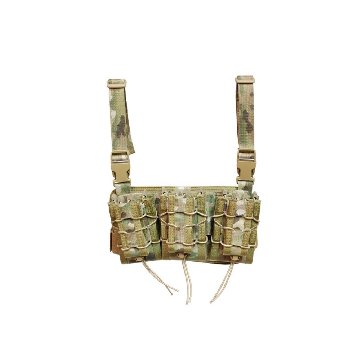 HSGI Double Decker Leg Rig, MultiCam