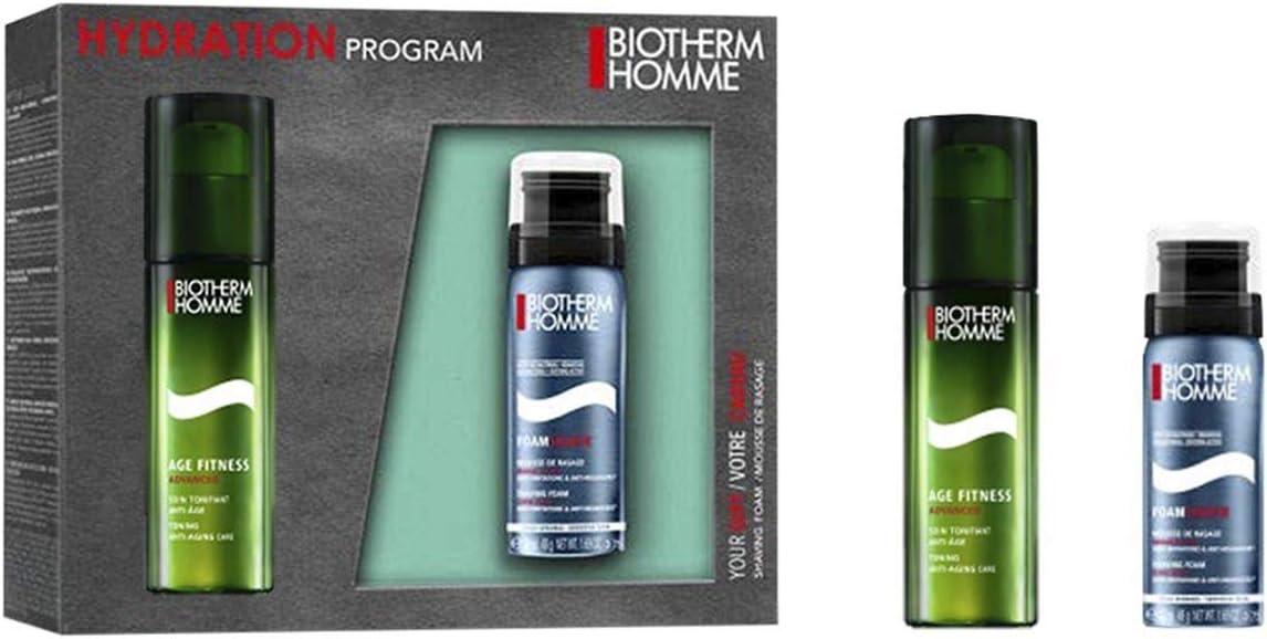 Biotherm Age Fitness Set para Hombres - 2 Piezas: Amazon.es: Belleza
