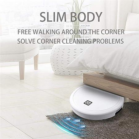 Sliwei Robot de Barrido Limpiador automático Inteligente para el ...