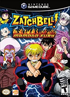 Amazoncom Zatch Bell Mamodo Battles Artist Not Provided Video Games