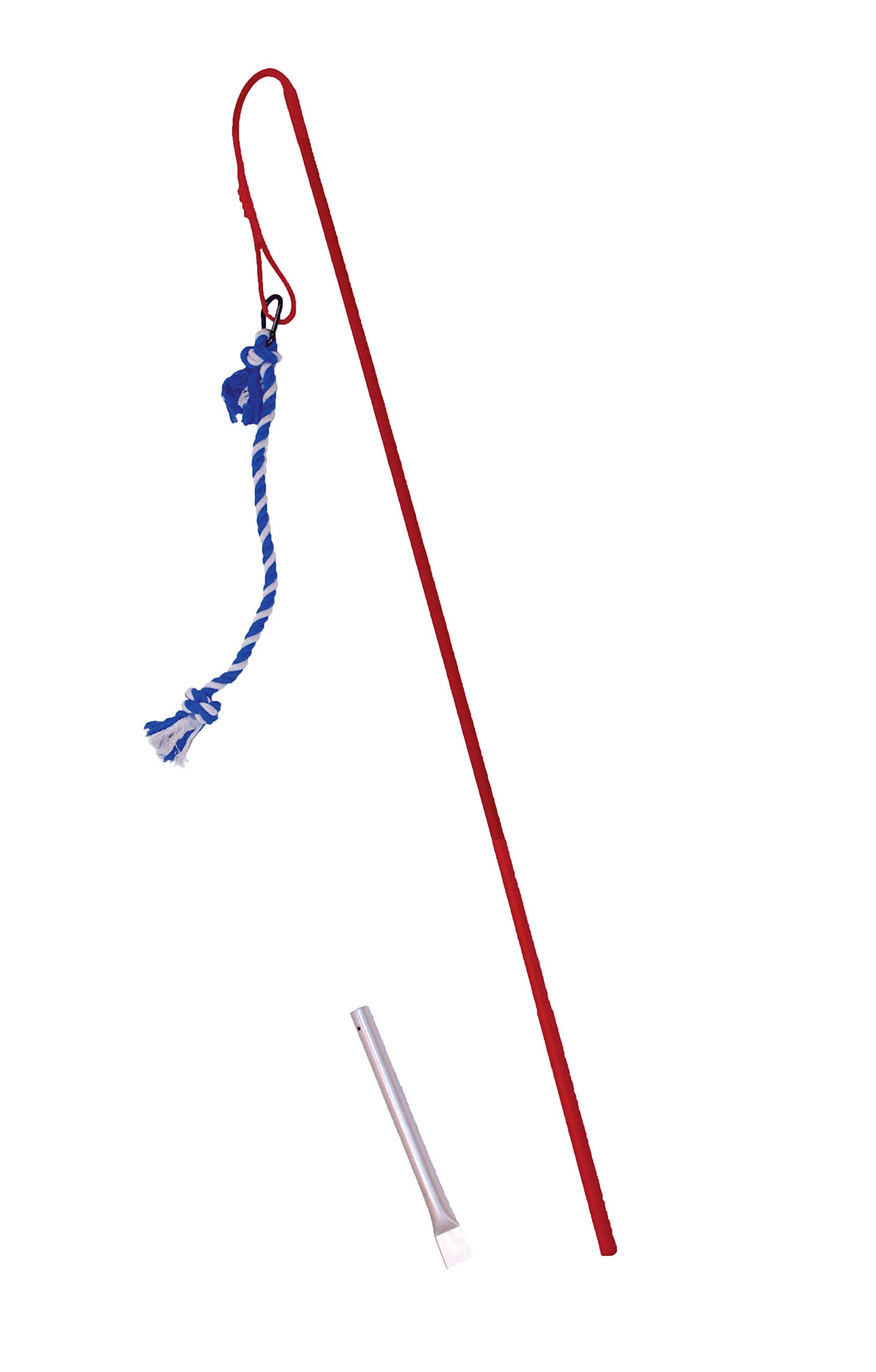 Tether Tug Outdoor Tug Toy for All Dogs (Small (Dogs Under 35 lbs))      by Tether Tug