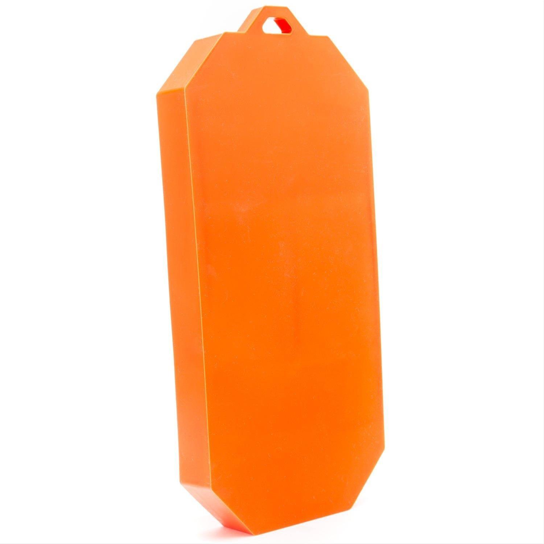 Grypmat | Non-Slip Flexible Orange Tool Tray | Tool Box Organizer | Socket Organizer | Tool Holder | Tool Mats | No Magnets | Easy Clean Up | As Seen On Shark Tank (Small)