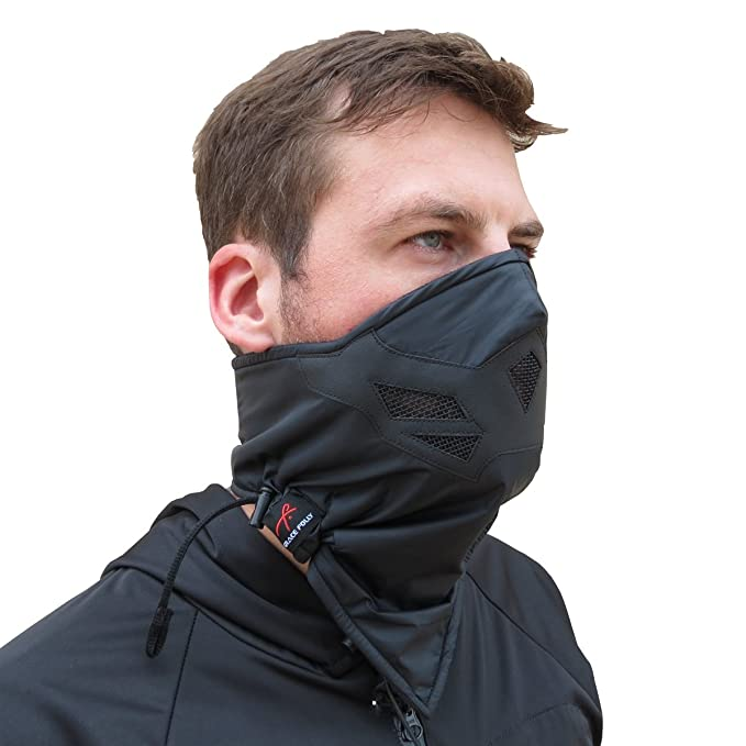 Half Face Mask for Cold Winter Weather. Use this Half Balaclava for  Snowboarding 5b678d4f3