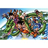 "[1000 pieces] TV Anime Dragon Ball ""Dragon adventure"" (50 x 75 cm) Jigsaw Puzzle [JAPAN] (japan import)"