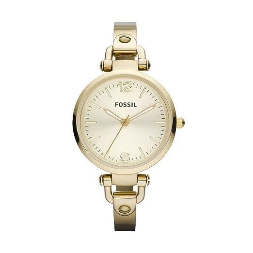 e58f2996a3b Fossil Georgia ES3084 - Reloj analógico de cuarzo para mujer