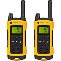 Motorola TLKR T80 EX- Yellow