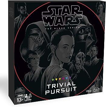 Trivial Pursuit Star Wars (Hasbro B8615105): Amazon.es: Juguetes y ...