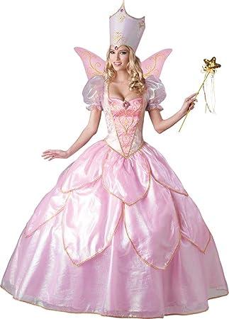 Disfraz de Hada para mujer - Premium S: Amazon.es: Juguetes y juegos