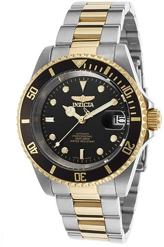 Amazon.com: Invicta Pro Reloj automático sumergible ...