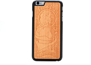 product image for CARVED Art Nouveau by Augiewan Engraved Cherry iPhone 6/6s Plus Slim BK