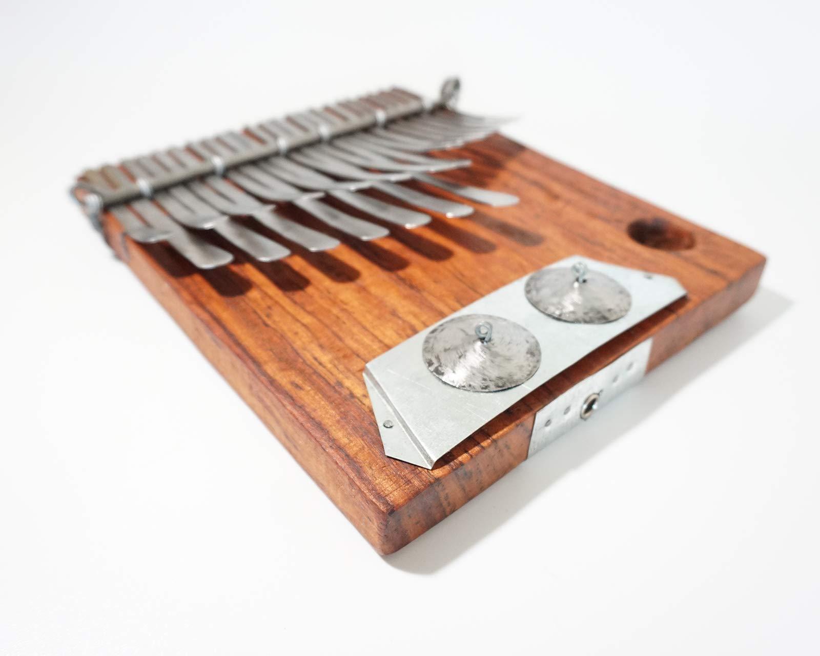 23 Key v3 Vambe ELECTRIC Shona Mbira/Kalimba/Thumb Piano ~Zimbabwe!