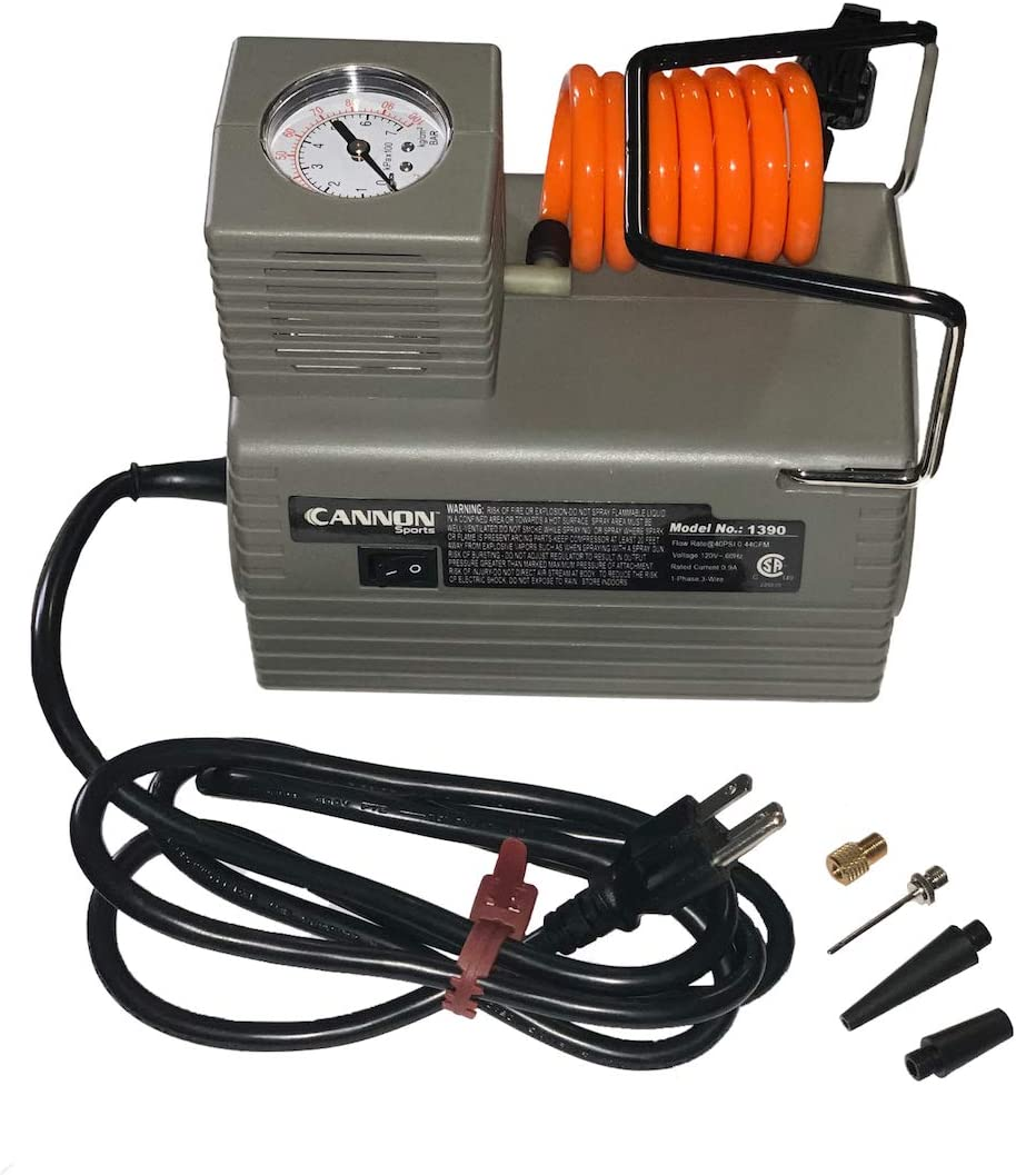 Cannon Sports High Powered Electric Ball Inflator