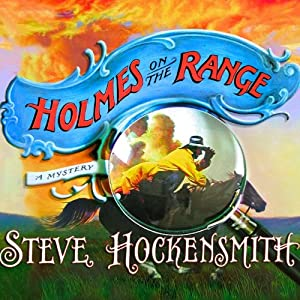 Holmes on the Range Audiobook