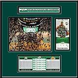 2008 NBA Finals Ticket Frame Jr - Boston Celtics Champions