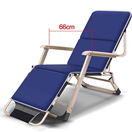 Lounge Chair For Office With Lounge Chairs Zhirong Portable Folding Office Lunch Chairhospital Escort Bedsummer Beach Chair Amazoncom