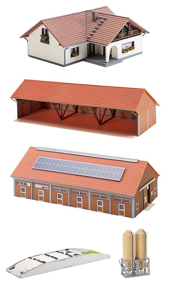 Faller FA 232367 – País Económico licher operativos, accesorios para el diseño de ferrocarril, modelo