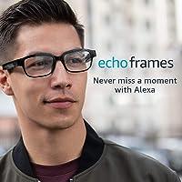 Amazon Echo Frames Eyeglasses with Alexa