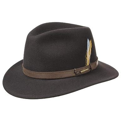 c2c18420077 Clermont Felt Hat Stetson outdoor hats wool felt hats (XXL 62-63 ...