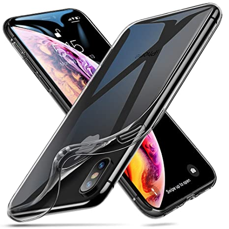 esr coque iphone xs silicone