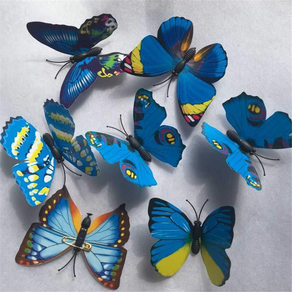 JiaDuo Girls' 2016 New Princess Dress Butterfly Party Costume C8160602-CA