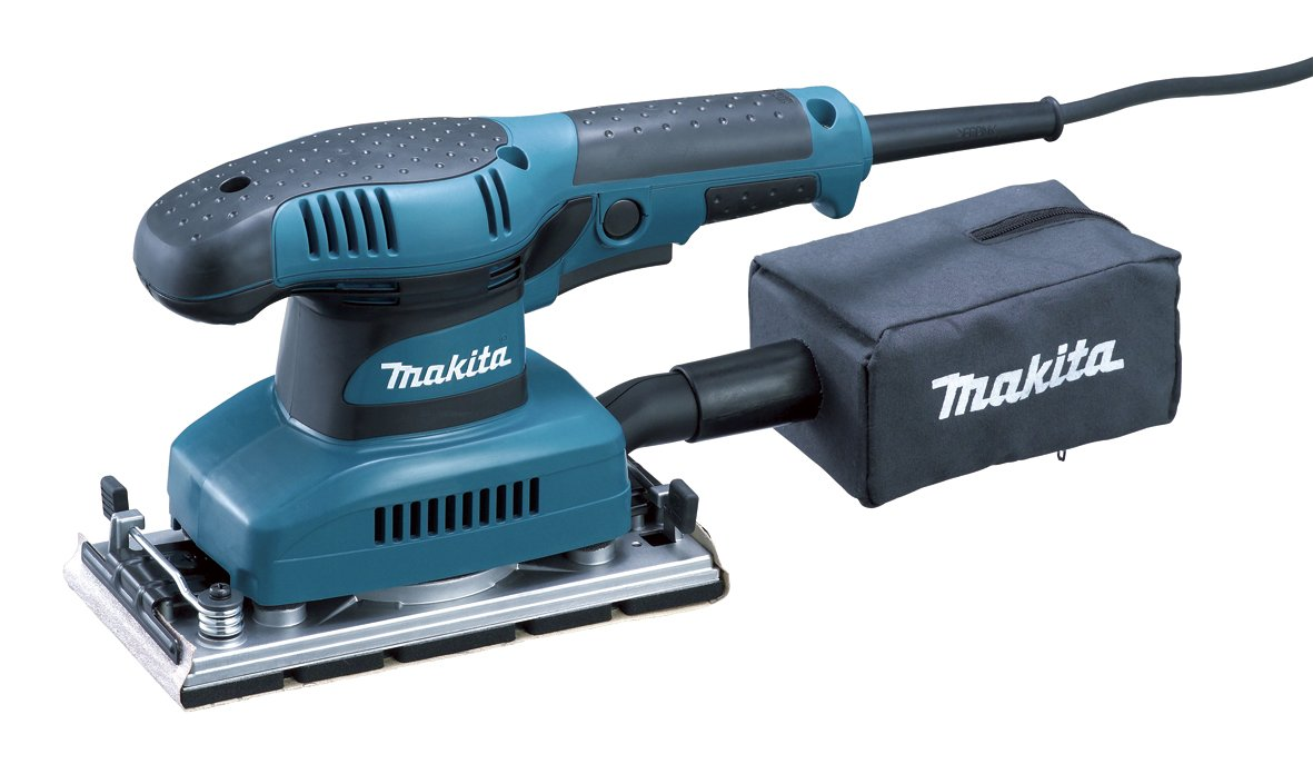 Makita BO3710 Finishing Sander - Best Palm Sander 2017
