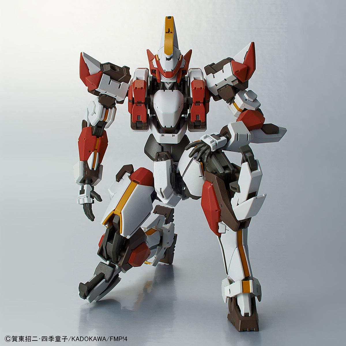 IV 1//60 Scale Model Kit Bandai Hobby Full Metal Panic Arx-8 Laevatein Ver