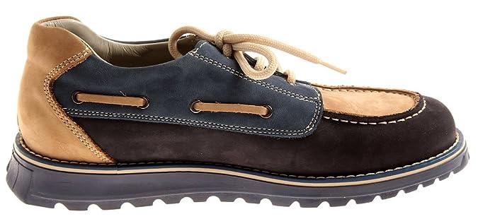 Lepi Kinderschuhe Schnürer Leder Schuhe Junge Mehrfarbig 5697-E02:  Amazon.de: Schuhe & Handtaschen