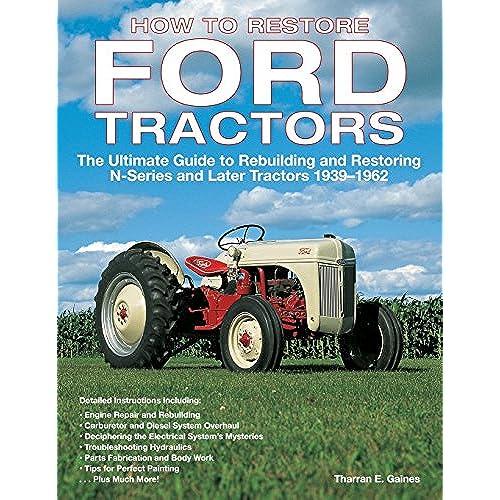 tractor repair manual amazon com rh amazon com