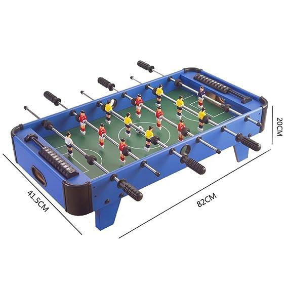 CHENSHJI Juegos De Mesa De Futbolín Divertido Mini-tamaño De ...
