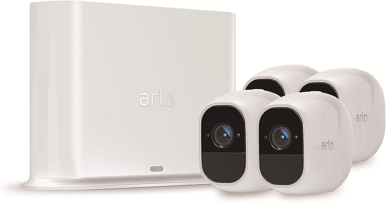 Arlo Pro 2 | Caméra de surveillance Wifi Sans fils - Pack...