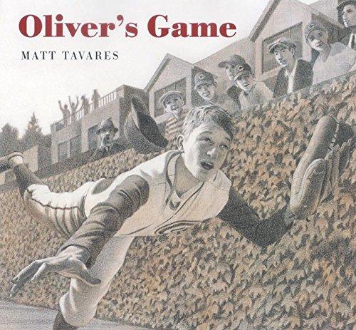 Oliver's Game (Tavares baseball books) Text fb2 book