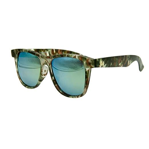 Amazon.com: Classic Polarized Sunglasses Camouflage Frame UV ...