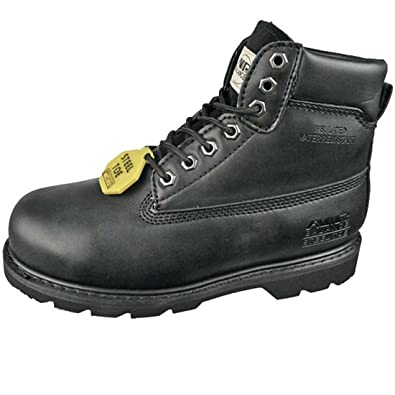 fdcce6ce6c2 Goodyear WELT Steel Toe 6 Inch Leather Work Boot, Men