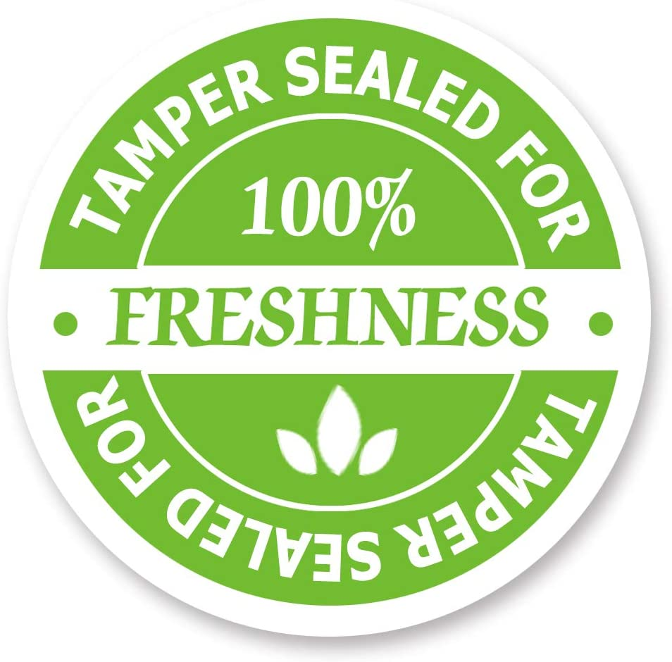 Food Delivery Tamper Evident Stickers,Sealed for Freshness Labels,2 Inch Round Sticker for Take Out