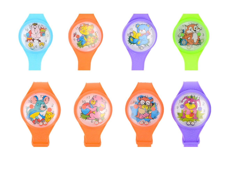 Storm&Lighthouse 12x Relojes de Juguete para niños - Rellenos para ...