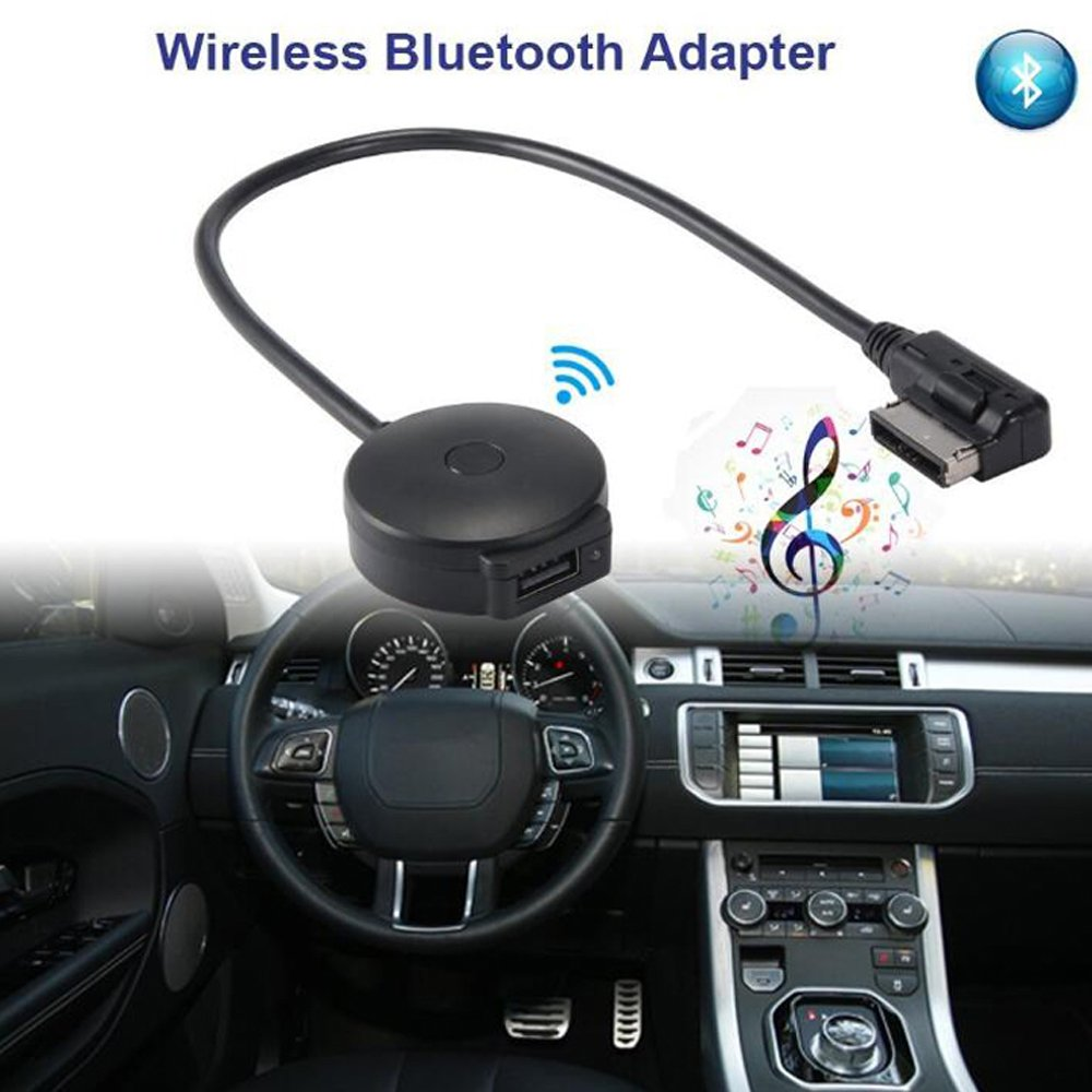 CHELINK MI Media Inerface Bluetooth CSR Chipset Wireless Audio Charger Cable Fit for Mercedes Benz
