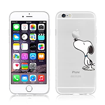 coque iphone 6 snoopy
