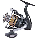 Goture Spinning Fishing Reel for Bass Trout Carp Pike New Designed 6+1BB GT-V Series Freshwater Fishing Tackle 1000 2000 3000 4000 7000