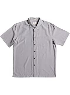 3f427304025 Amazon.com  Quiksilver Men s Centinela 4 Button Down Shirt  Clothing