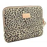XSKN Canvas Fabric Stylish Leopard's Spots Print
