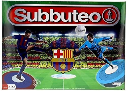 FC Barcelona - Playset Subbuteo, New Edition, Color Azul (Eleven ...