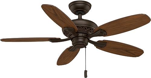 Casablanca Fan Company 53195 Fordham Ceiling Fan, 44-inch, Cocoa