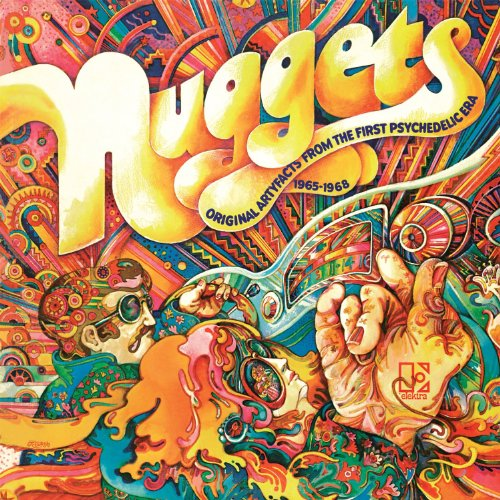 Nuggets Rocks - Nuggets: Original Artyfacts From First Psychedelic Era, 1965-1968 [Audio CD]