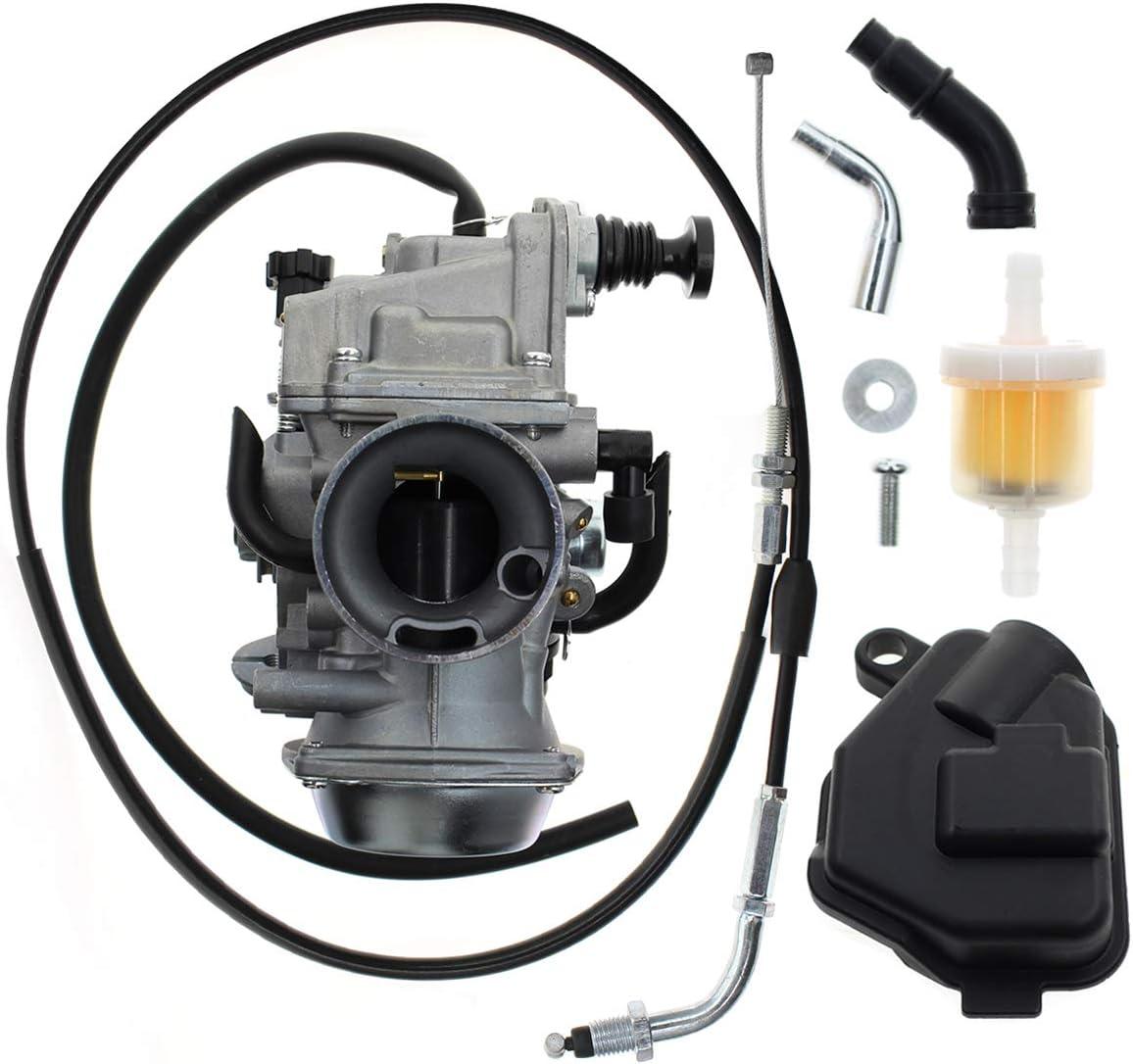 Carbhub Carburador para Honda Fourtrax 300 350 Foreman 400 450 Rancher 350 Carb, Honda Fourtrax 300 Carburador, Honda Foreman 450 Carburador, Honda ...