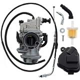Carbhub Carburetor for Honda Fourtrax 300 350 Foreman 400 450 Rancher 350 Carb, Honda Fourtrax 300 Carburetor, Honda…