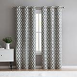 Best GoodGram® Curtains For Living Rooms - VCNY Home 2 Pack Renaissance Trellis Energy Saving Review