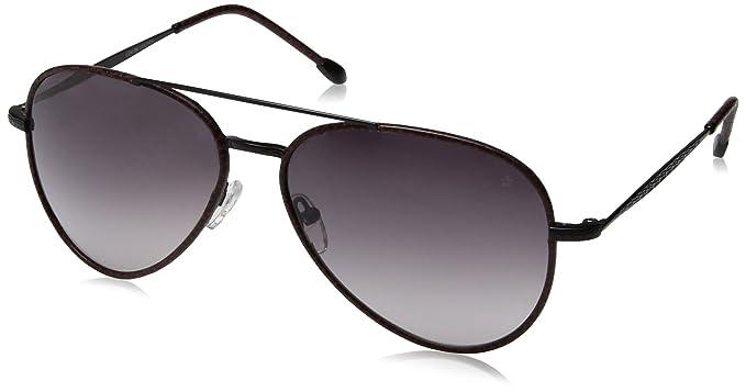b61d9be723a Amazon.com  John Varvatos V512 Aviator Sunglasses