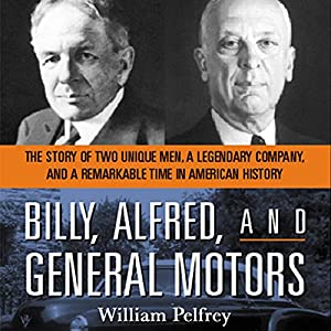 Billy, Alfred, and General Motors Audiobook