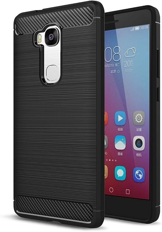 DealMaster - Carcasa para Huawei Honor 5X y Huawei GR5 (5,5 ...